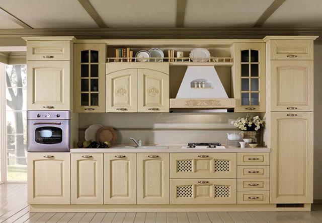 Cucine Classiche Avorio. Amazing Idee Per Le Pareti Della Cucina ...