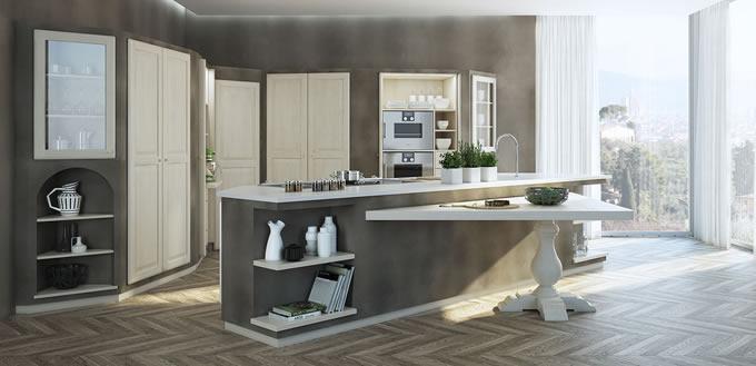 Arredo design arredamenti camere da letto e cucine - Cucine zappalorto moderne ...