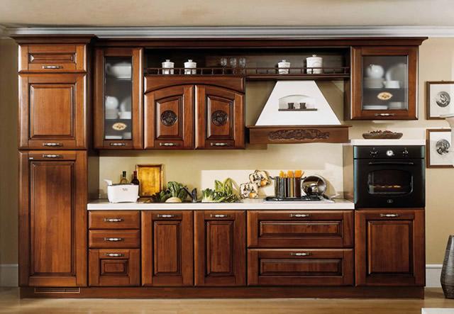 Pulizia Mobili Cucina Legno : Pulizia mobili cucina legno: mobili della cucina laccati o in
