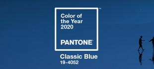 Il Classic Blue è il colore Pantone dell'anno 2020